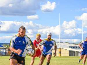 Central Burnett Brumbies vs South Burnett Eagles