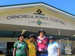 Chinchilla Lawn Bowls Mixed Fours Carnival 2019
