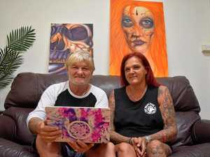 Why this couple wants to find Bundy's most terrible tattoo