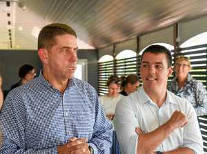 Beers hits the campaign trail in North Burnett