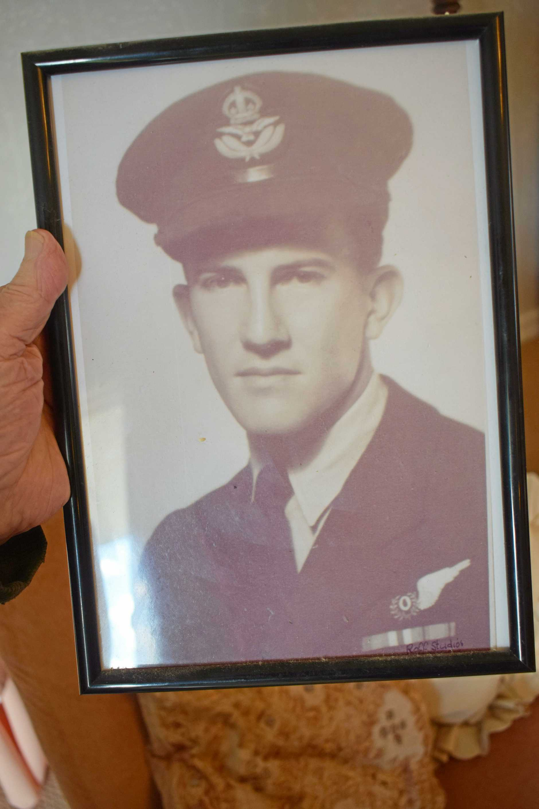WW11 Veteran Vernon Lilley recalls his time in the Royal Australian Airforce.