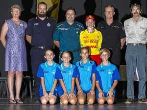 Sunshine Beach role models help induct school leaders