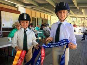 Western riders top the competition