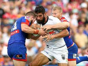 Tamou elevated from leadership group to Penrith captaincy