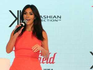 Football fans jokingly mock Kim K