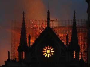 Fire rips through Notre Dame cathedral: in pictures
