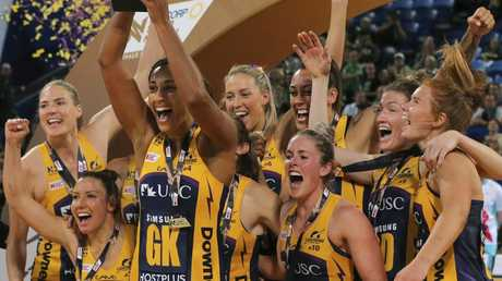 Sunshine Coast Lightning will start the new season with a clash against Collingwood in Melbourne on April 27. Picture: Getty Images
