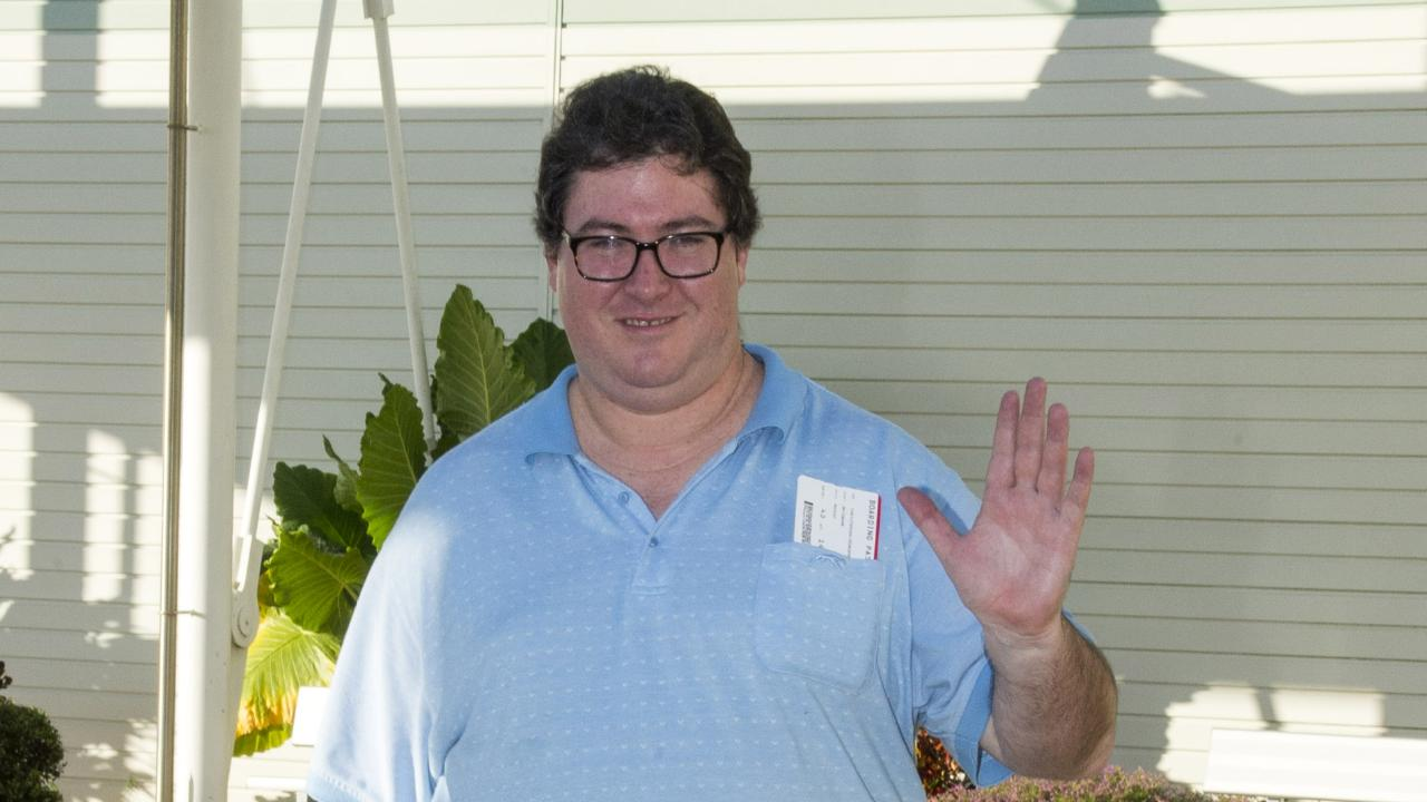 Nationals MP George Christensen has spent thousands of taxpayers' dollars to subsidise his own private trips to the Philippines. Picture: Daryl Wright