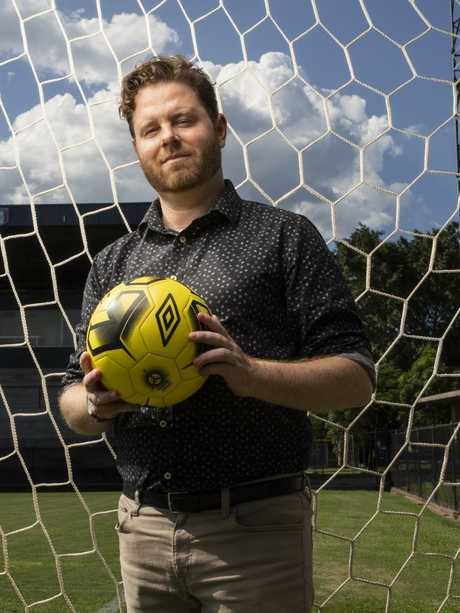 Filmmaker Steve Jaggi. Picture: AAP/Russell Shakespeare