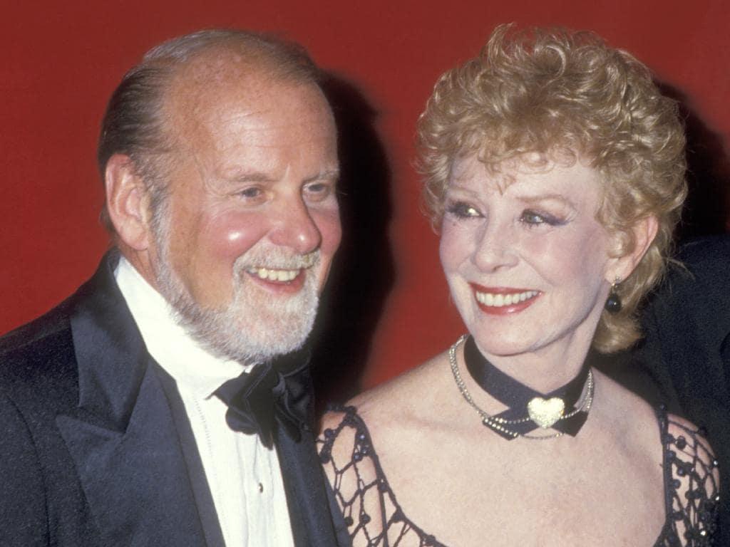 Bob Fosse and his wife until death, Gwen Verdon. Picture: Ron Galella, Ltd./WireImage