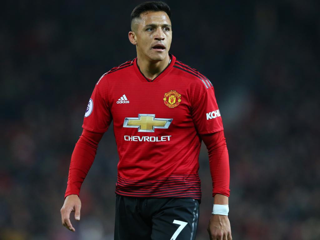 Alexis Sanchez has come under fire. Picture: Alex Livesey/Getty