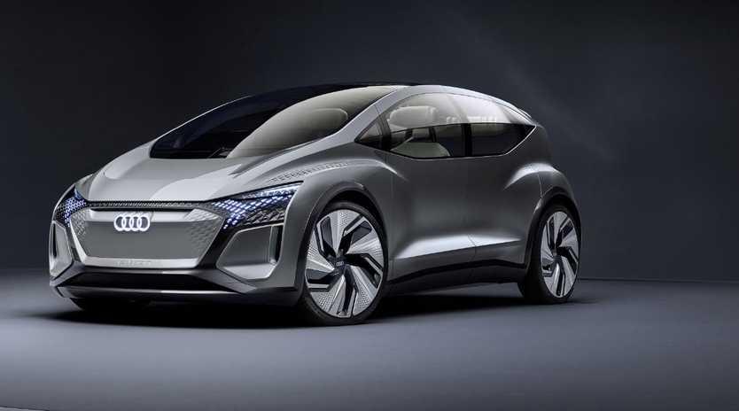 Audi AI: ME concept.