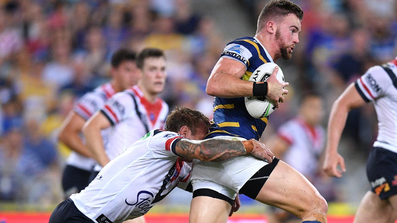 The Eels face losing one of their most valuable assets. Image: AAP Image/Dan Himbrechts