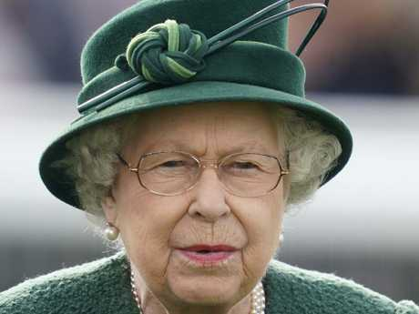 """Queen Elizabeth II says she is """"deeply saddened"""" by the Notre Dame fire.  Picture:  Getty"""