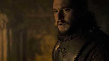 Jon slowly reconstructs the Targaryen family tree in his head.