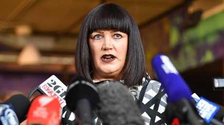 Rugby Australia CEO Raelene Castle.