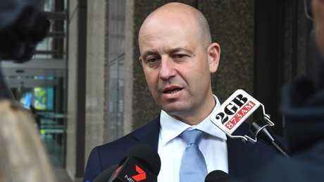 Todd Greenberg must ensure South Sydney's plan is fair. Image: AAP Image/Peter Rae