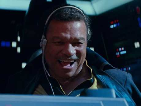 Lando is back! Picture: Disney