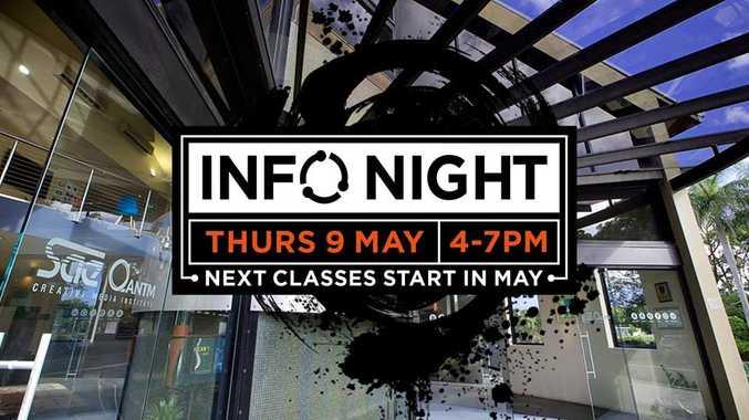 SAE Byron Bay Info Night