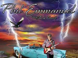 Phil Emmanuel's final album release to be celebrated