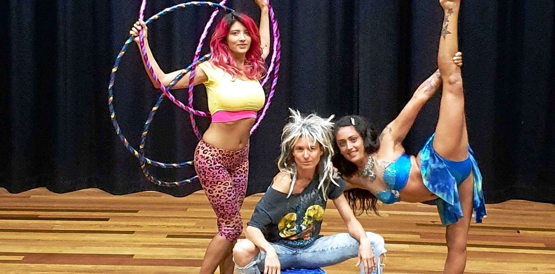 DANCING DAZE: Ready for Byron Shire Dancing with the Stars.