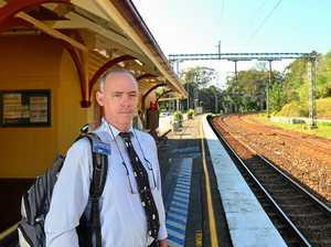 Commuters sick of political impasse, want rail action