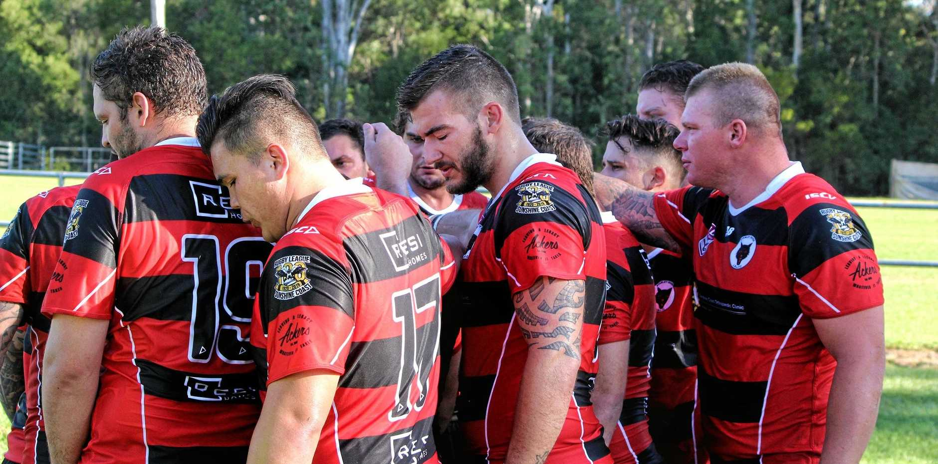 Stanley River Wolves are back in Sunshine Coast A-grade Rugby League for the first time in 17 years.