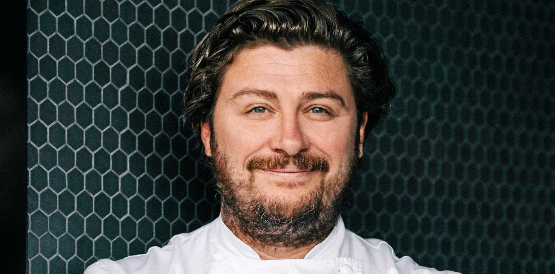FORAGE: Acclaimed chef Scott Pickett will feature at a unique event at this year's Noosa Food and Wine Festival.