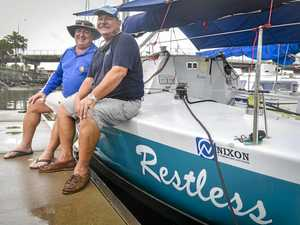 Gladstone yacht to make use of SE winds
