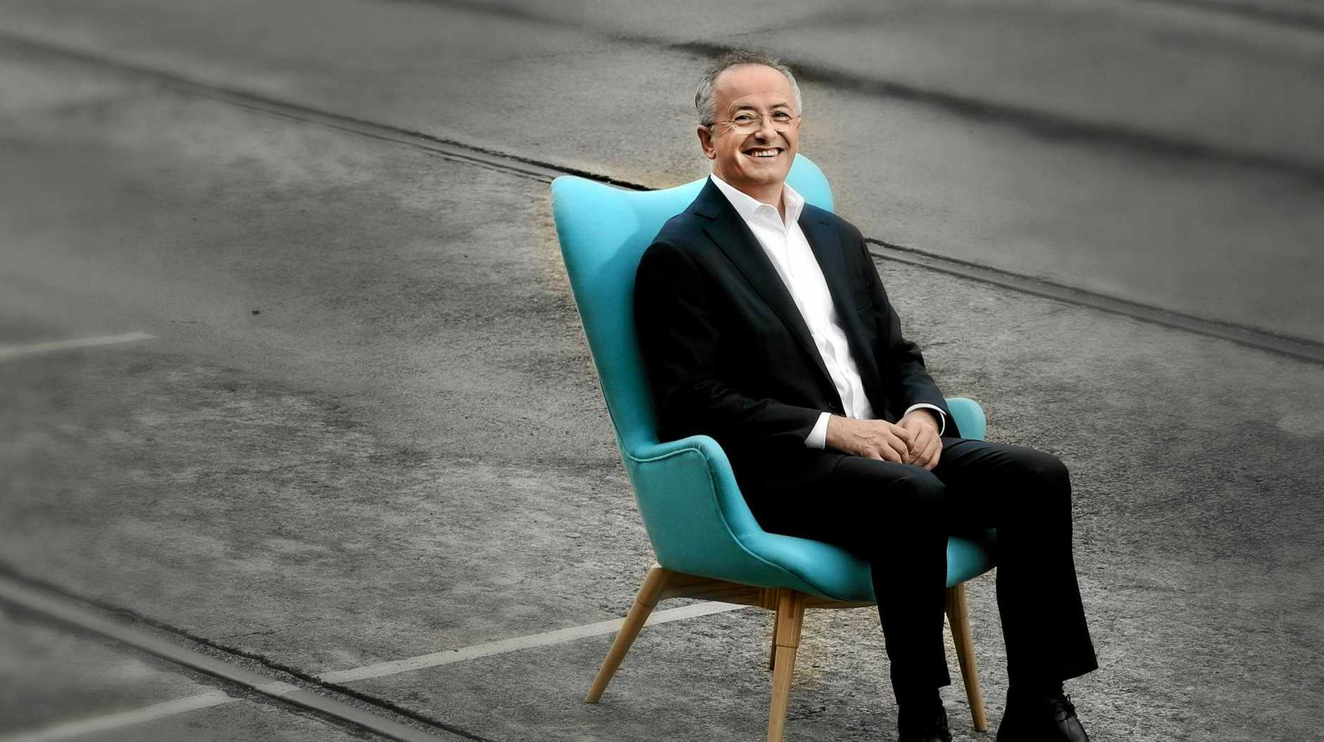 Andrew Denton returns in season two of Interview.