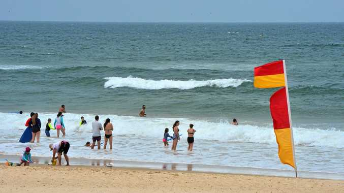 BEACH SAFETY: Surf Life Saving NSW is urging people taking to the water this weekend not to be complacent with their safety.