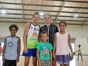Funding secures active future for Cherbourg kids