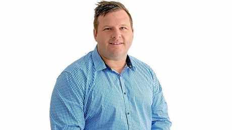 Katter Australia Party's Dawson candidate Brendan Bunyan.
