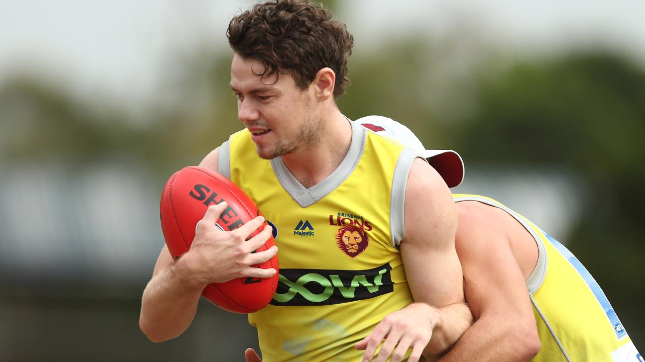 Brisbane recruit Lachie Neale.