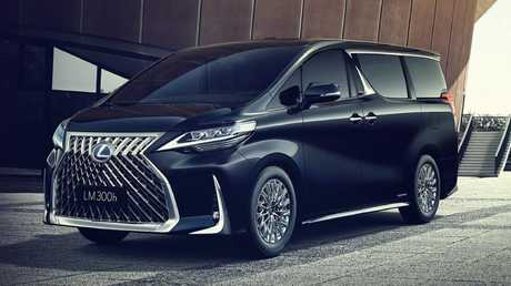 Lexus LM 2019: Specs, Features, Photos