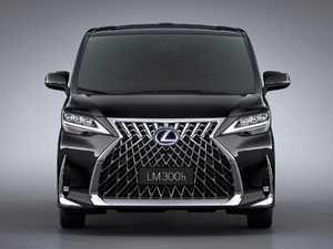 Lexus debuts ugliest vehicle