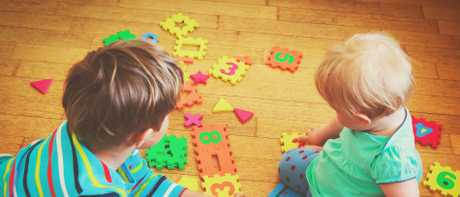 The childcare industry has struggled recently with an oversupply of centres. Photo: iStock