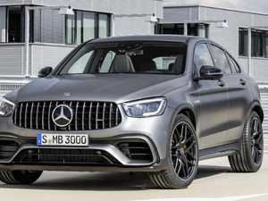 New Mercedes-AMG GLC 63 SUV and Coupe break cover