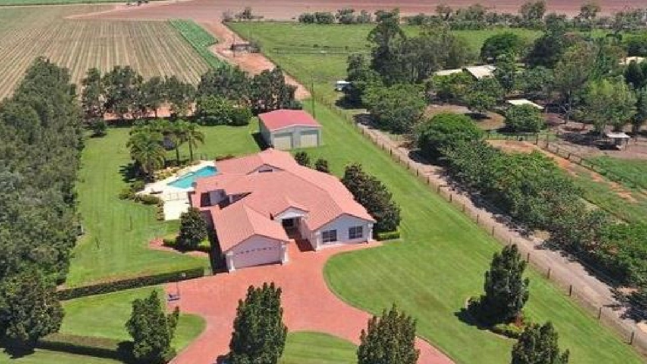 Moo Moo Properties, owned by Mason Barbera, bought this house in Alloway (Bundaberg) in January in 2018. It was once previously owned by his father Guy and other family members. Photo: Supplied