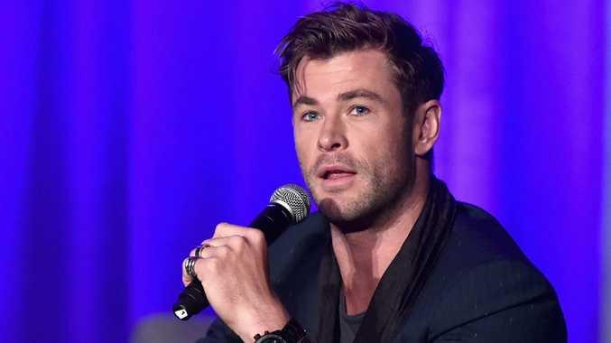 Chris Hemsworth's next big move