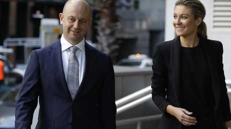 NRL CEO Todd Greenberg told the court women are walking away from the game. Picture: AAP