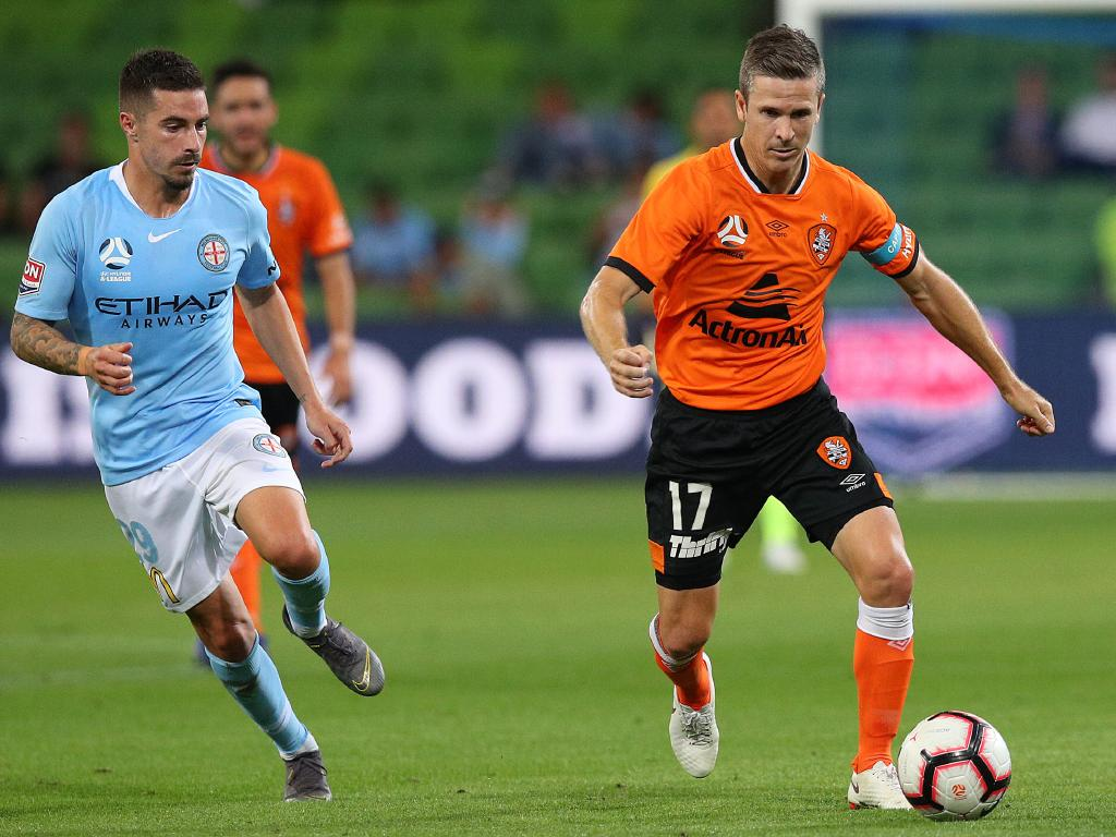 Matt McKay has made 300 appearances in all competitions for the Roar.