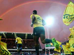 Gay referee's yellow card for Folau