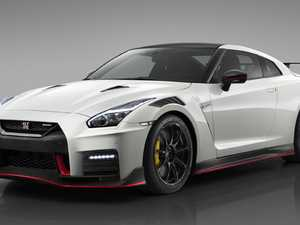 Nissan unveils ultimate GT-R