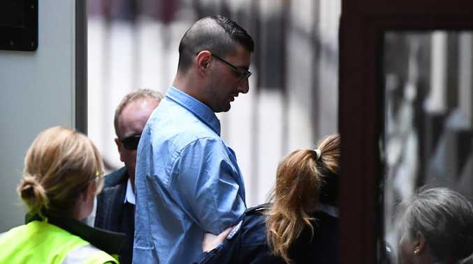 Joseph Esmaili was jailed today. Picture: James Ross/AAP