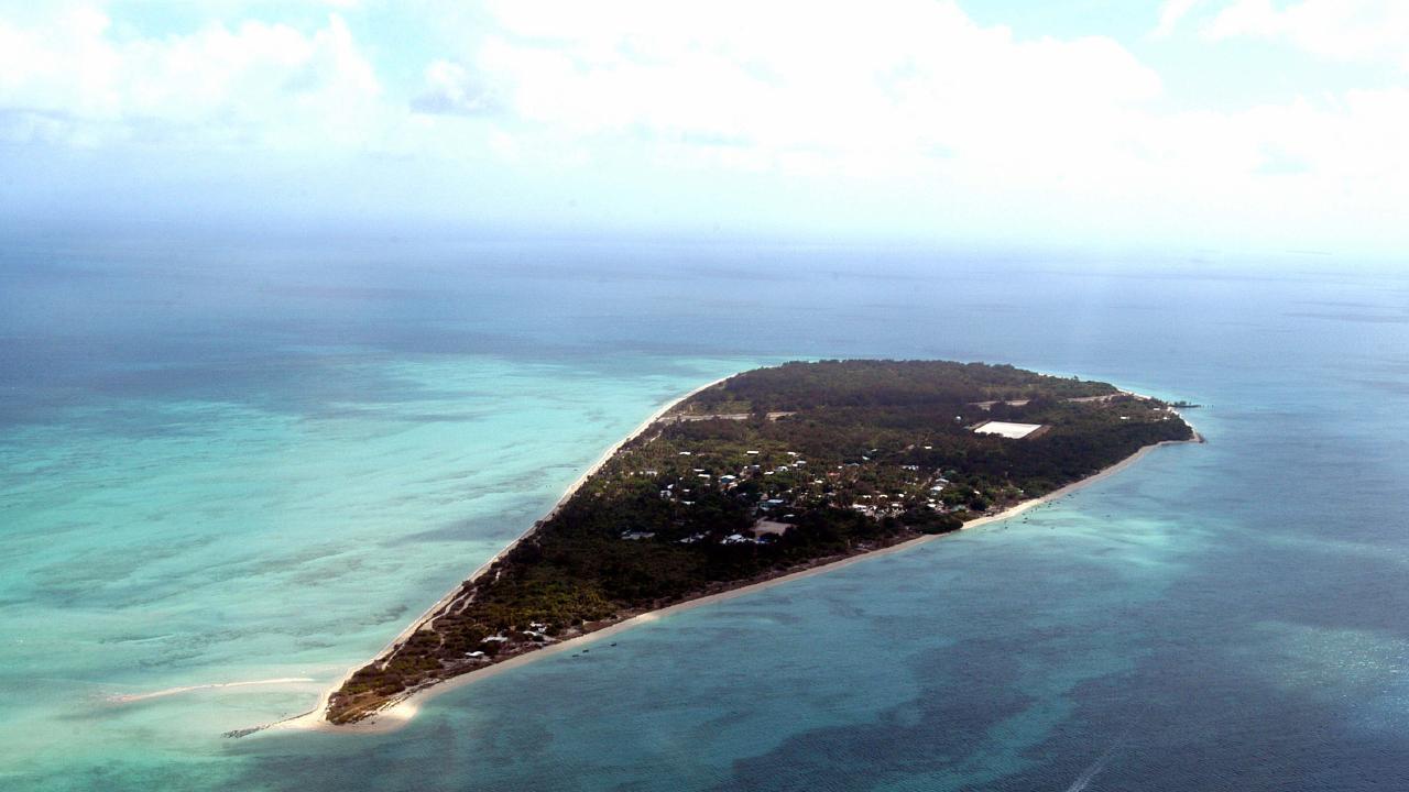 Remote Area Nurse - Masig Island Aerials
