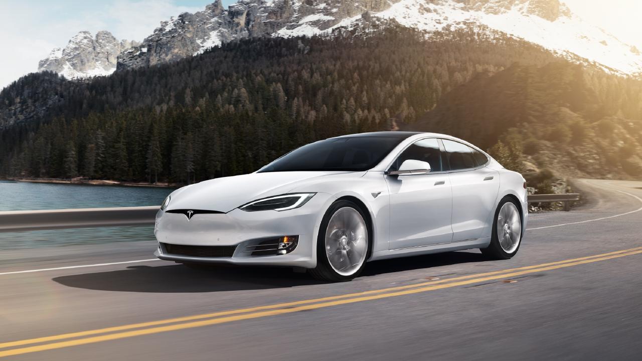 The 2019 Tesla S model. Picture: Tesla.