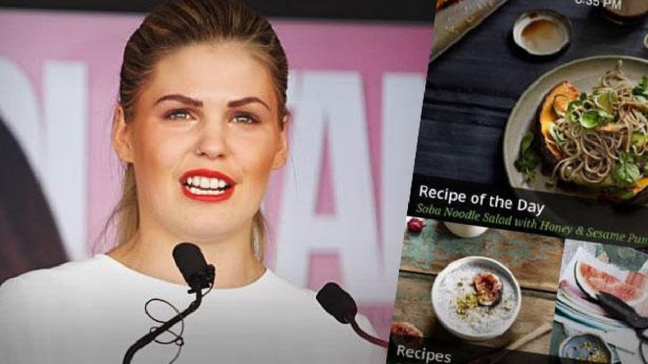 Belle Gibson has been ordered to appear in court on May 14 after failing to pay a $410,000 for ripping off cancer patients.