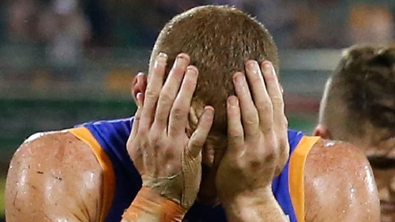 Brisbane Lions midfielder Mitch Robinson