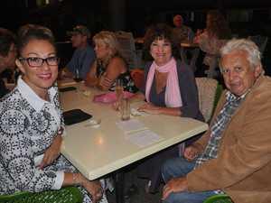 Paula Santini, Judie and Eddie Meredith at Beaches